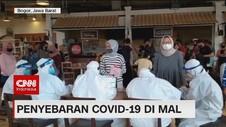 VIDEO: Waspada Penyebaran Covid-19 di Mal