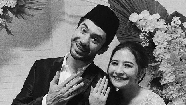 Prilly Latuconsina Pamer Dicium Reza Rahadian, Netizen Heboh