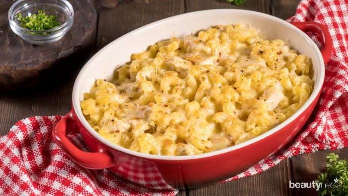Resep Mac and Cheese Tanpa Oven, Enak dan Gurih!