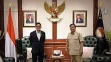 Sandiaga: Lumbung Pangan Gagasan Saya dan Prabowo Tahun 2018