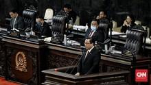 BPK Sematkan Wajar Tanpa Pengecualian untuk Lapkeu Pemerintah
