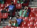 Madrid Menang, Tingkah Konyol Bale Viral di Medsos