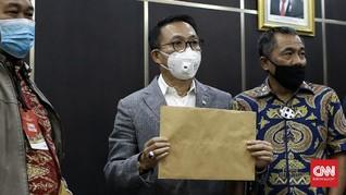Terima Surat Jalan Djoko Tjandra, DPR Janji Buka ke Publik