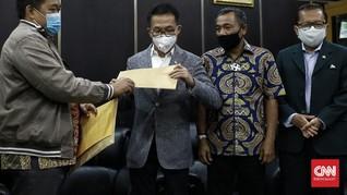DPR Akan Gelar Rapat Khusus Kasus Djoko Tjandra di Masa Reses