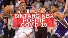 VIDEO: Bintang NBA, Russel Westbrook Positif Covid-19