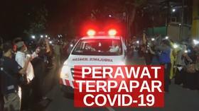 VIDEO: Sepekan Dirawat, Perawat Meninggal Karena Covid-19