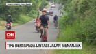VIDEO: Tips Bersepeda Lintasi Jalan Menanjak