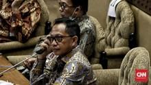 Tito Ingatkan Paslon: Percuma Menang Pilkada Jika Tersangka