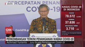 VIDEO: Update Corona 14 Juli: 78.572 Positif, 37.636 Sembuh
