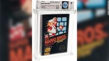 Kaset Langka Gim Super Mario 1985 Berhasil Dijual Rp2 M