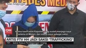 VIDEO: Setelah Diperiksa, HH Ditetapkan Sebagai Saksi