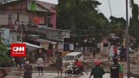 VIDEO: Banjir Bandang di Luwu, Puluhan Orang Tewas & Hilang