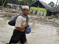 FOTO : Banjir Bandang Menerjang Masamba