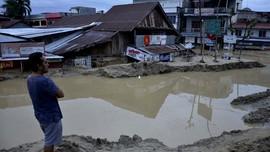 Analisis LAPAN Usai Banjir Bandang di Masamba Luwu Utara