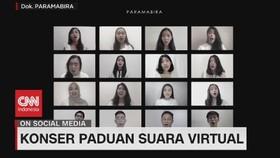 VIDEO: Konser Paduan Suara Virtual