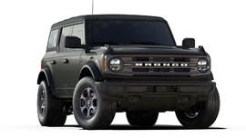 3.500 Bronco Ludes Dalam 3 Jam, Situs Ford Lumpuh