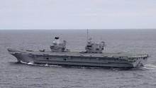 Spesifikasi Kapal Inggris, Siap Gabung AS-Jepang Lawan China