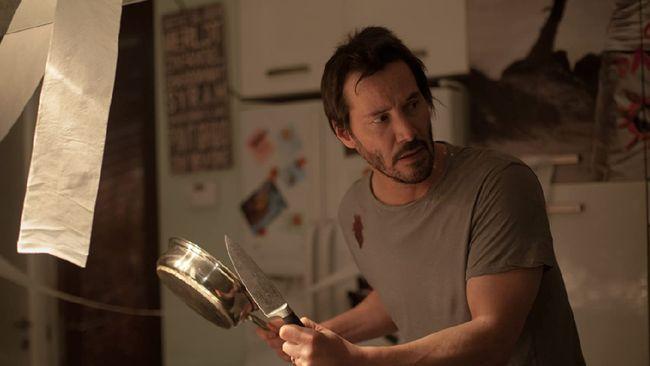 Berikut sinopsis Bioskop Trans TV, Knock Knock, yang dibintangi Keanu Reeves, Lorenza Izzo, dan Ana de Armas malam ini.