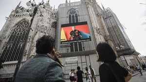 FOTO: Marak Milan Digital Fashion Week di Balik Layar