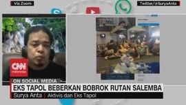 VIDEO: Eks Tapol Beberkan Bobrok Rutan Salemba