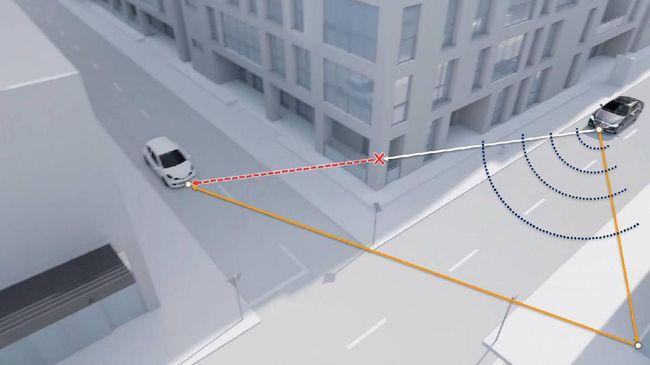 Princeton University mengembangkan teknologi radar baru yang bisa 'mengintip' objek di tikungan.