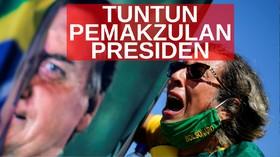 VIDEO: Kasus Capai 2 Juta, Warga Tuntut Presiden Dimakzulkan