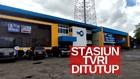 VIDEO: 1 Staf Meninggal Dunia, Stasiun TVRI Sumsel Ditutup
