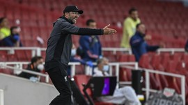 Klopp Kesal Liverpool Kebobolan Lawan Arsenal