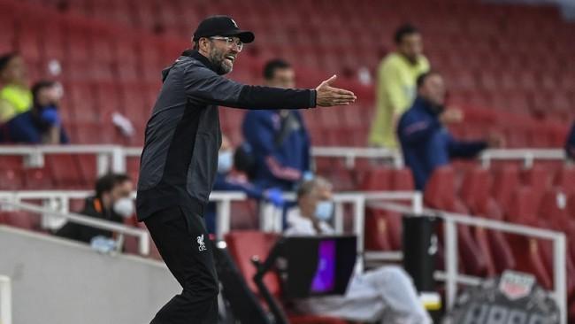 Klopp Gusar Jelang Liverpool vs Man Utd