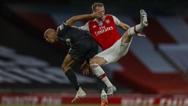 Klasemen Liga Inggris Usai Arsenal Bungkam Liverpool
