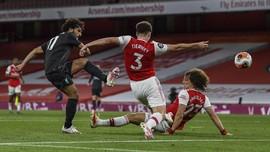 5 Tanda Liverpool Bisa Menang Atas Arsenal