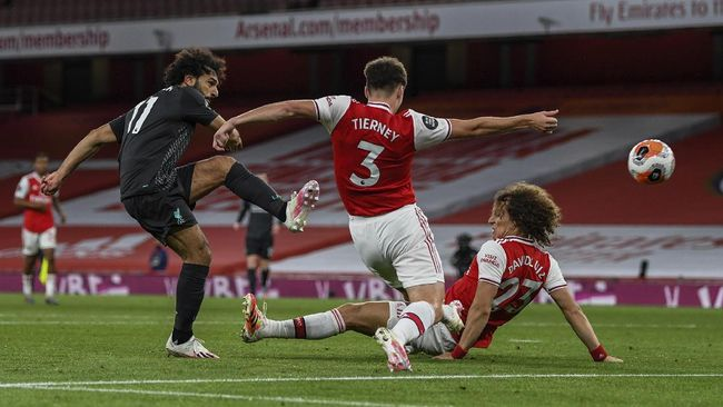 Liverpool punya modal bagus jelang laga lawan Arsenal dalam pekan ketiga Liga Inggris di Anfield, Senin (28/9) dini hari WIB.
