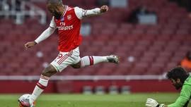 Hasil Liga Europa: Arsenal Menang, AC Milan Tumbang