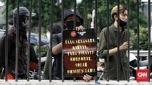 Buruh Pergoki DPR Rapat RUU Cipta Kerja di Hotel