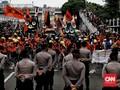 Tolak RUU Ciptaker, Kelompok Buruh Sebut Pemerintah-DPR Tuli