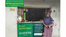 Grab Digitalkan UMKM Palembang Lewat Program #TerusUsaha