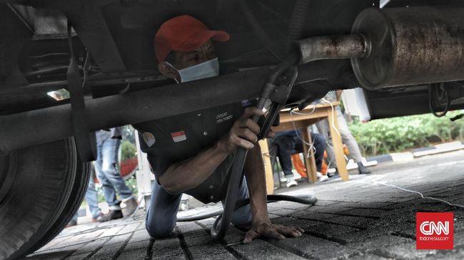 Kemenhub menyatakan fasilitas uji tipe kendaraan diesel Euro 4 telah siap dan tinggal penyempurnaan.