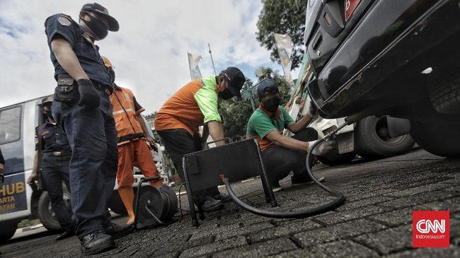 Pemprov DKI Jakarta bakal menggelar uji emisi gratis kendaraan bermotor. Berikut titik dan waktu pelaksanaan.