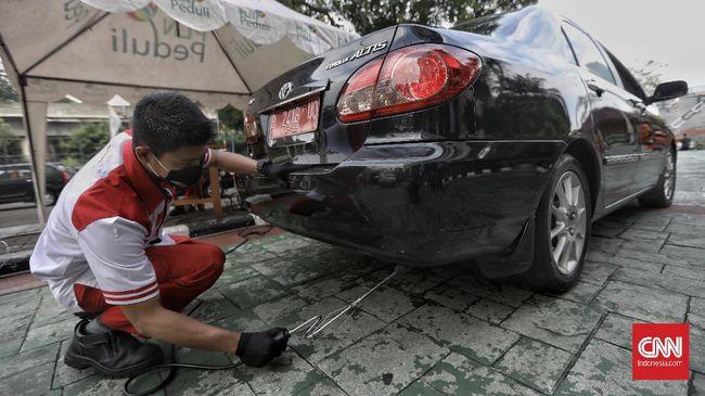Sejauh ini Dinas Lingkungan Hidup DKI Jakarta menjelaskan baru 155 bengkel yang berkompeten menguji emisi di ibu kota.