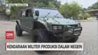 VIDEO: Maung, Kendaraan Militer Produksi Dalam Negeri