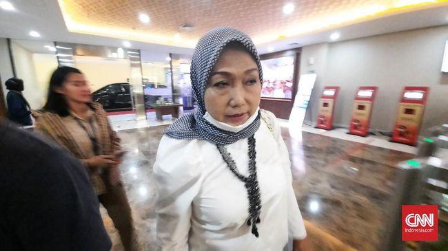 Anita Kolopaking mengajukan gugatan praperadilan karena tak terima dengan status tersangka dalam kasus Djoko Tjandra sekaligus menggugat masa tahanan 20 hari.