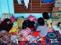 317 Korban Banjir Luwu Utara Sakit ISPA, Jokowi Kirim Sembako