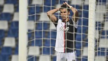 Ronaldo Paling Nafsu Menembak di Liga Italia