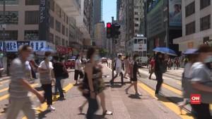 VIDEO: Kasus Bertambah, Hong Kong Siaga Gelombang Tiga Corona