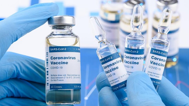 Thailand Bakal Produksi Vaksin AstraZeneca Pertengahan 2021