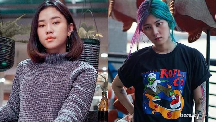 Adu Gaya Jessica Jane VS Listy Chan, Lebih Kece Mana?