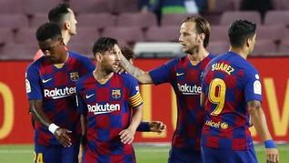 Prediksi Susunan Pemain Barcelona vs Bayern di Liga Champions