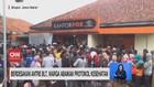 VIDEO: Berdesakan Antre BLT, Warga Abaikan Protokol Kesehatan