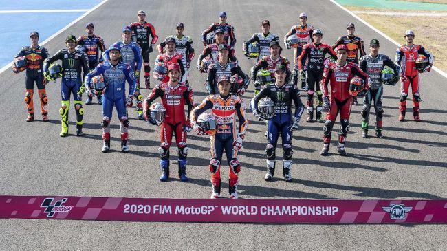 Valentino Rossi menyebut pembalap menghadapi tekanan lebih besar dan hal ini yang membuat penonton MotoGP makin bahagia.