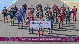 FOTO: 22 Pembalap Siap Tancap Gas di MotoGP Spanyol 2020